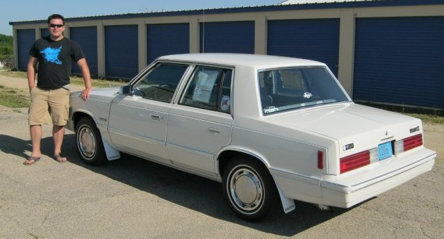1981 Plymouth Reliant Information And Photos Momentcar