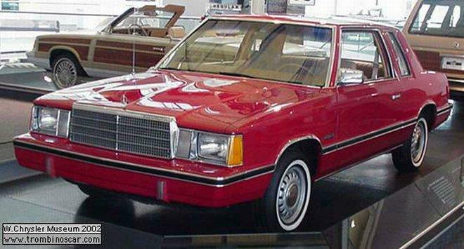 1981 Plymouth Reliant Custom Information And Photos