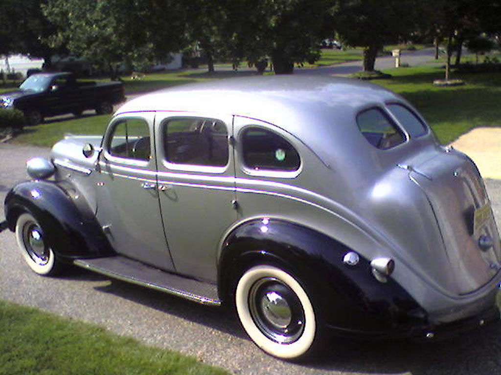 1938 Plymouth Roadking Information And Photos Momentcar
