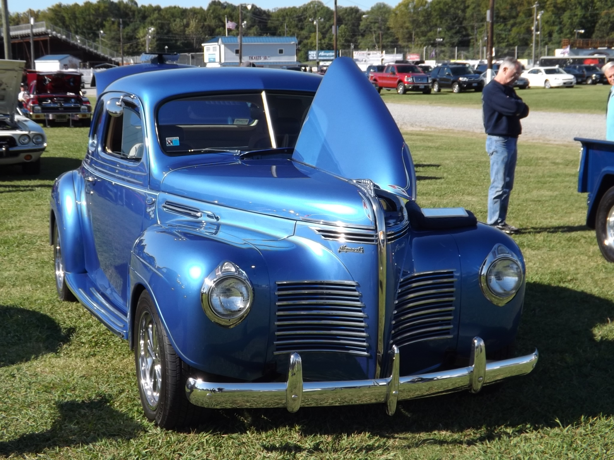 1940 Plymouth Roadking Information And Photos Momentcar