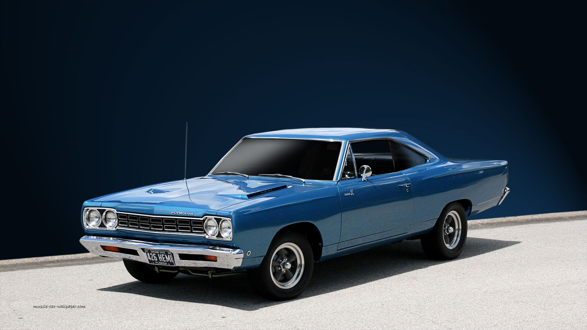 PLYMOUTH ROADRUNNER - 265px Image #11