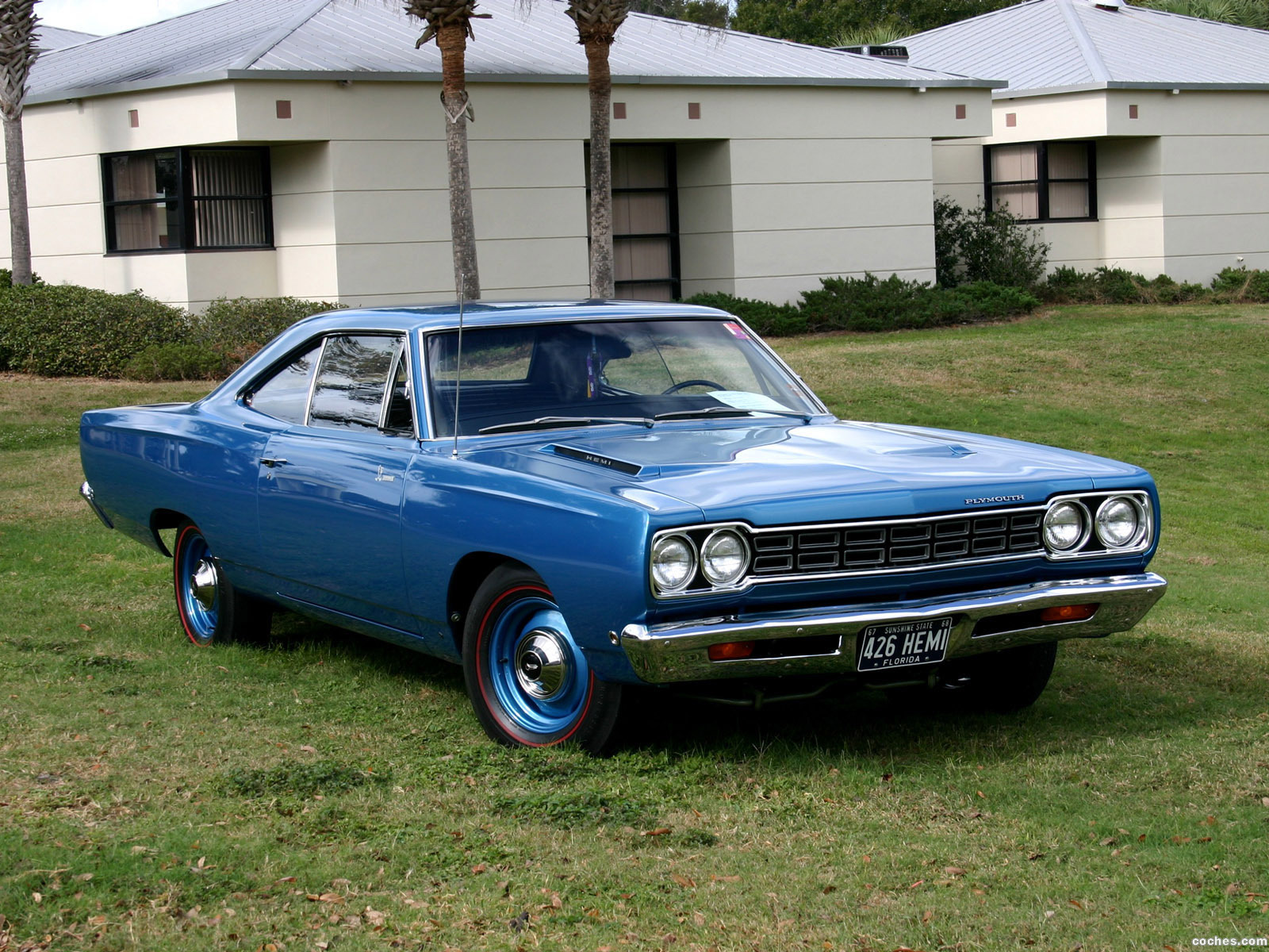 1968 Plymouth Roadrunner Information And Photos Momentcar