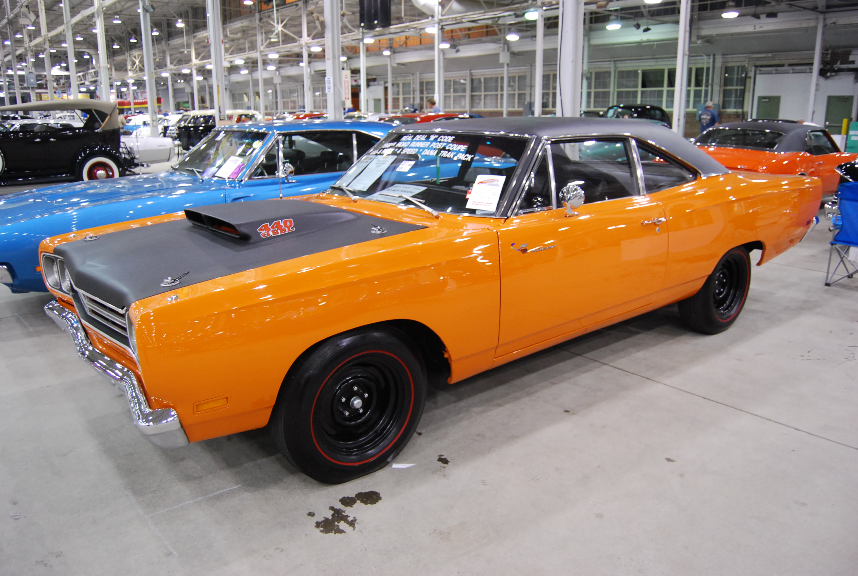 1969 Plymouth Roadrunner Information And Photos Momentcar