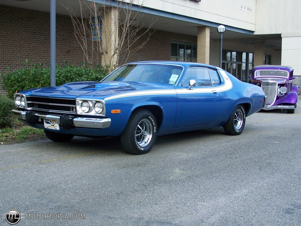 1973 Plymouth Roadrunner Information And Photos Momentcar