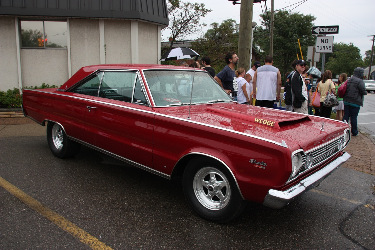 1966 Plymouth Satellite Information And Photos Momentcar