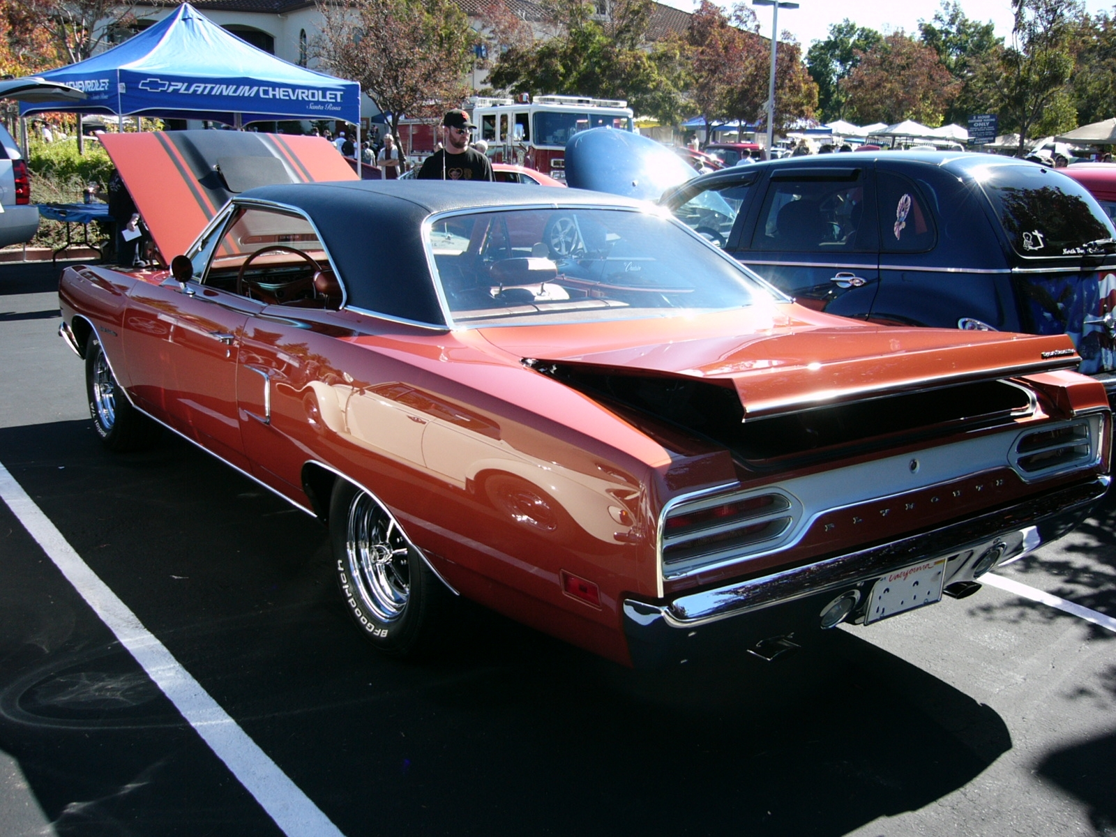 1970 Plymouth Satellite Information And Photos Momentcar