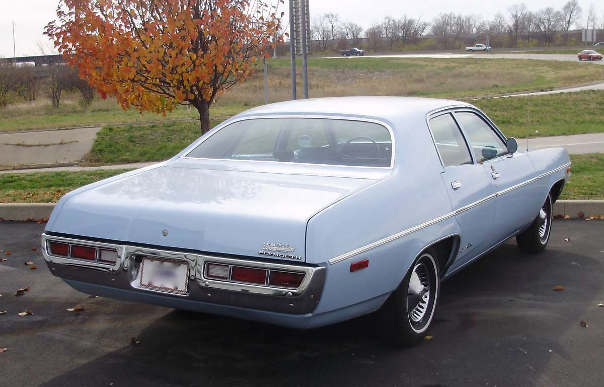 1972 Plymouth Satellite Information And Photos Momentcar
