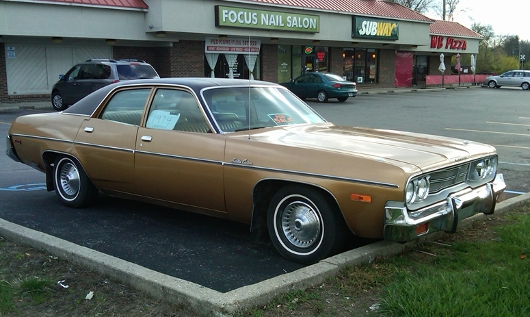 1974 Plymouth Satellite Information And Photos Momentcar