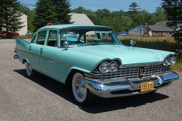 1959 Plymouth Savoy Information And Photos Momentcar
