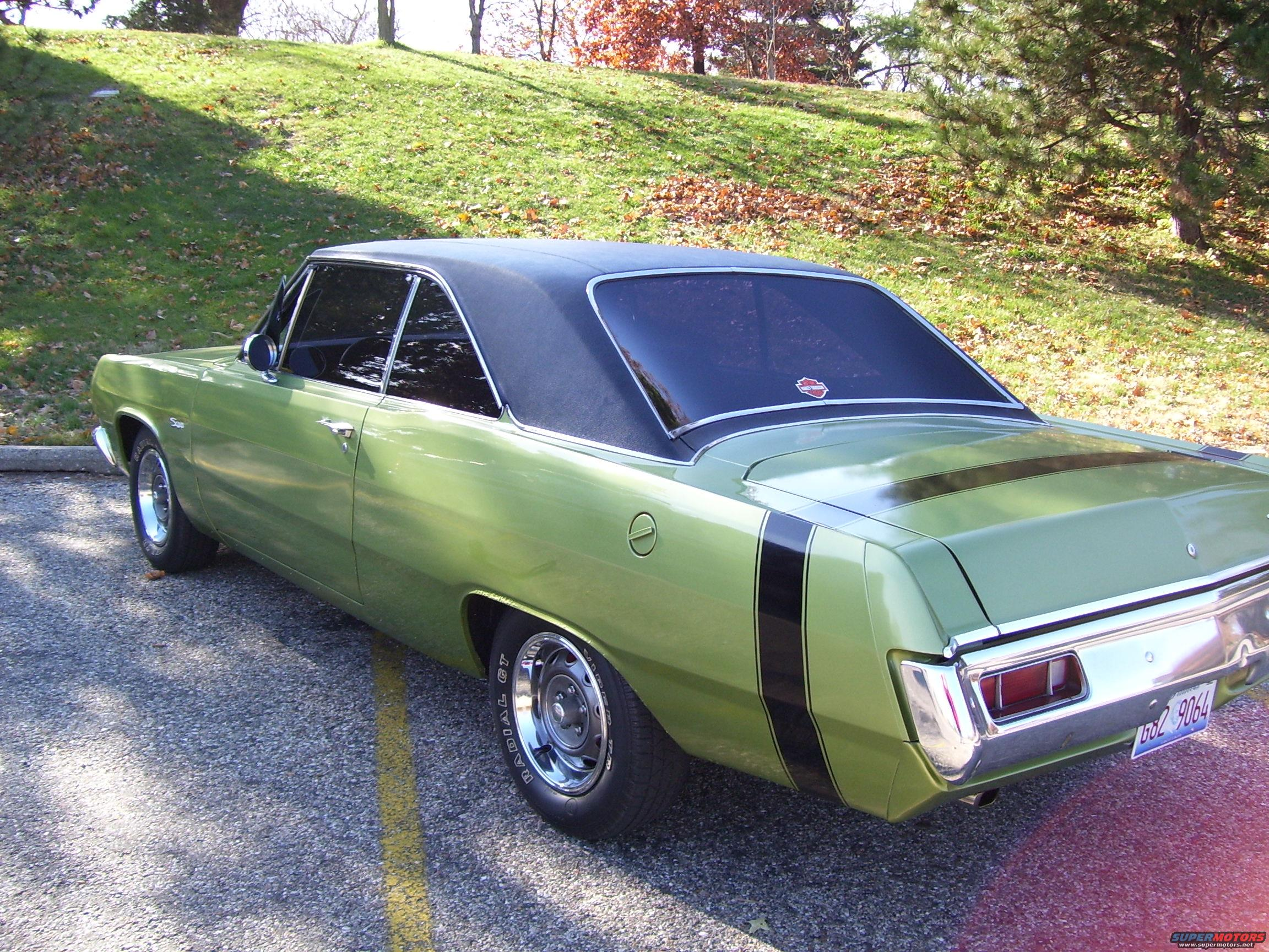 1973 Plymouth Scamp Information And Photos Momentcar