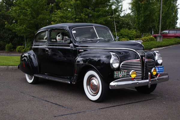 1941 plymouth special deluxe information and photos for 1941 plymouth deluxe 4 door
