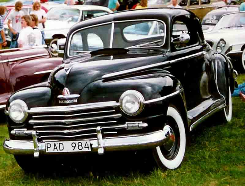 1947 plymouth special deluxe information and photos for 1947 plymouth 2 door sedan