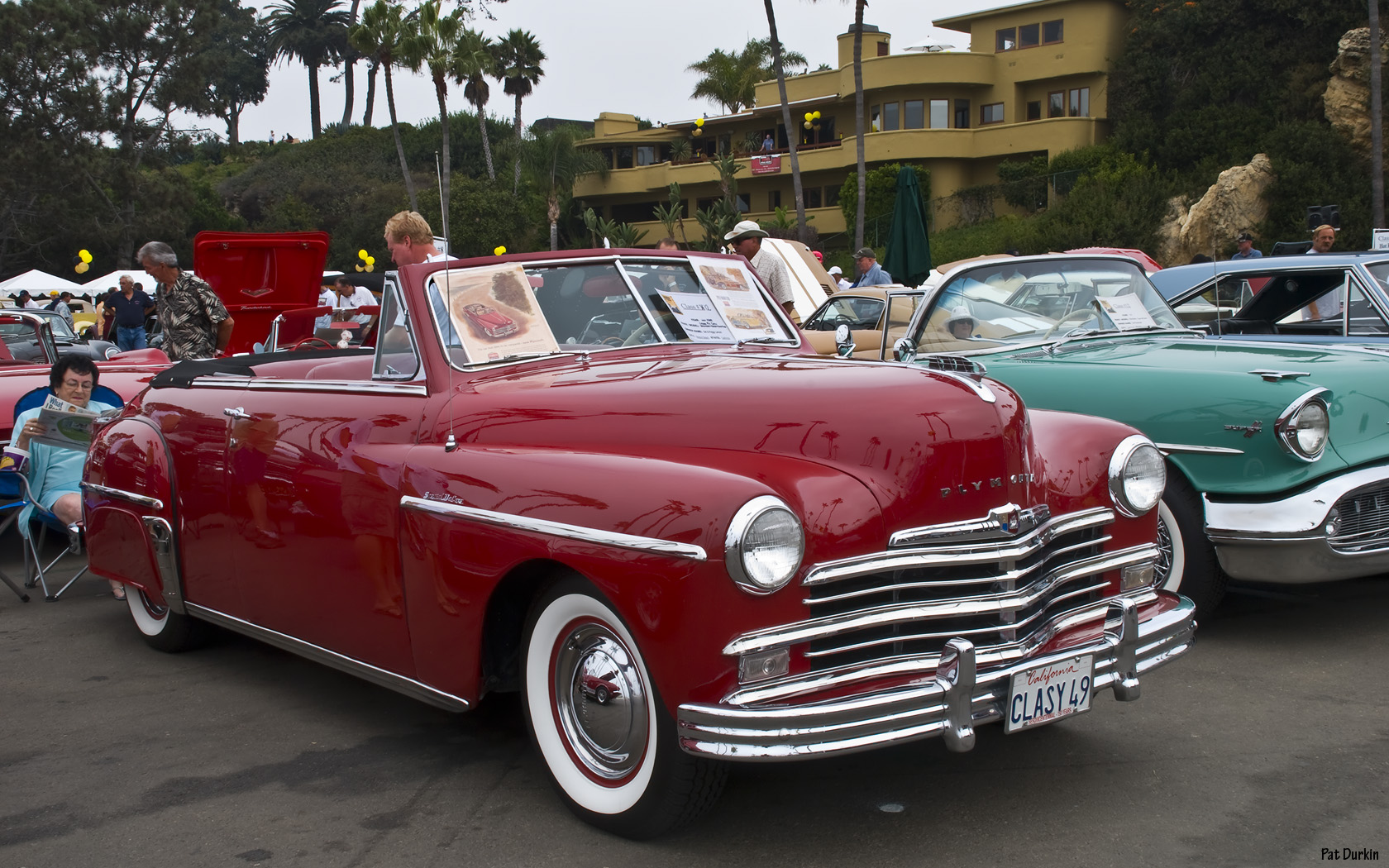 1949 Plymouth Special Deluxe Information And Photos