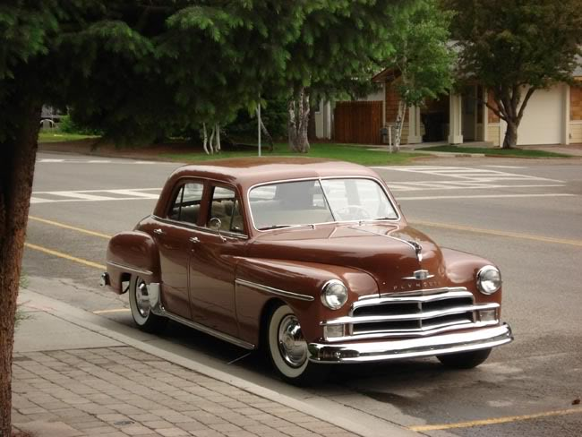 Kia Of Concord >> 1950 Plymouth Special DeLuxe - Information and photos ...