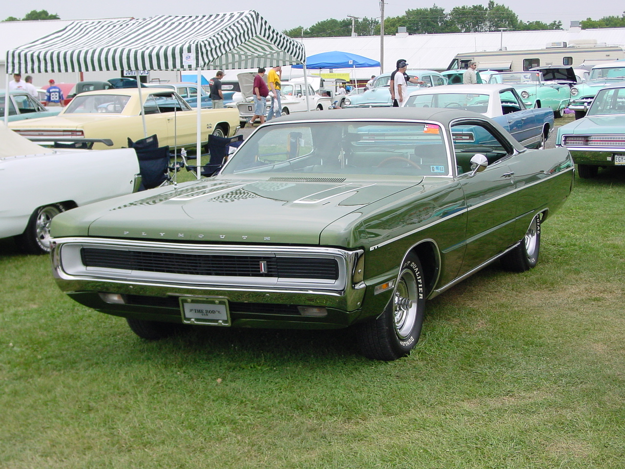 Plymouth Sport Fury #1