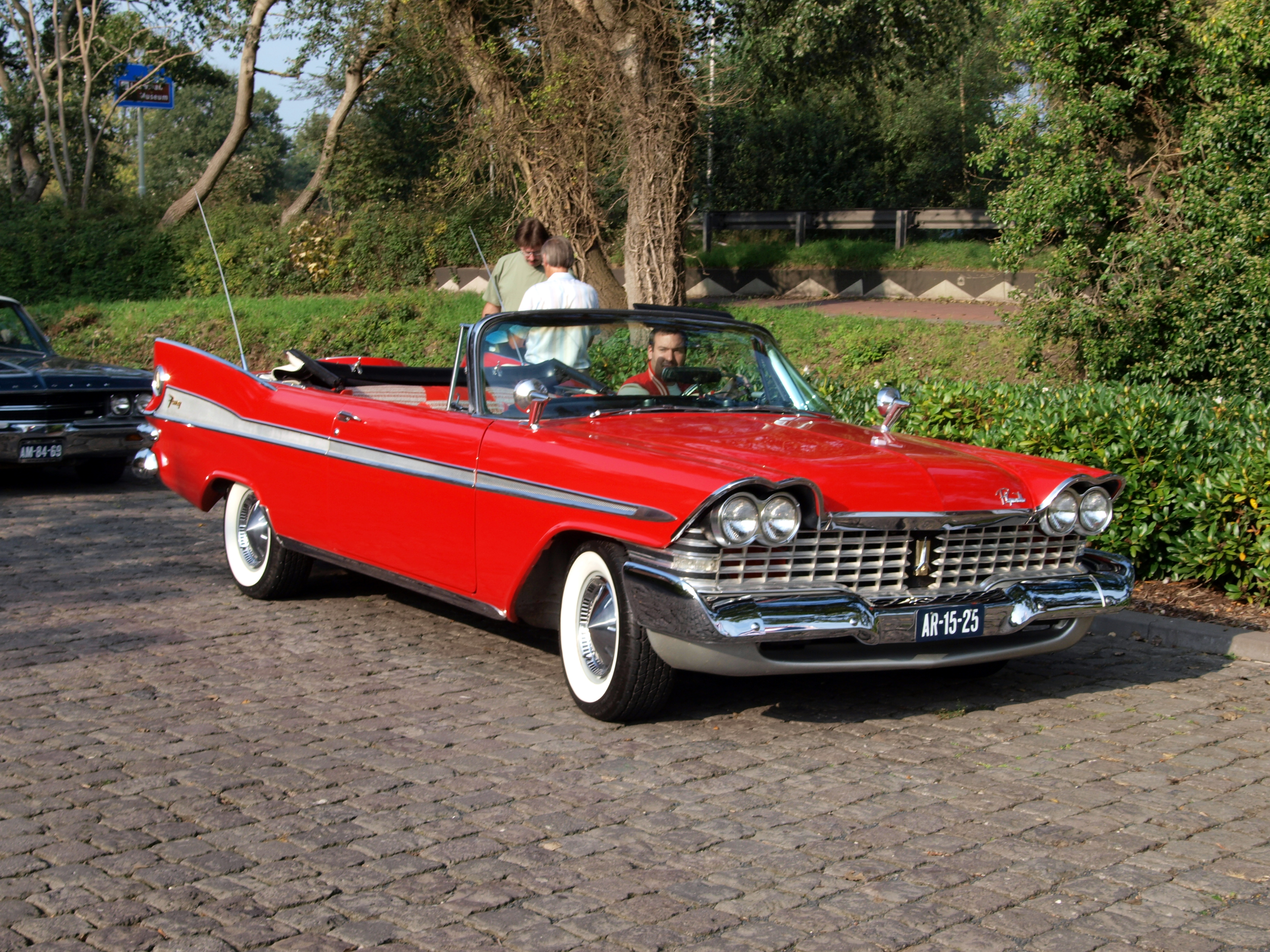 1959 plymouth sport fury interior related keywords -  Plymouth Sport Fury 1959 3