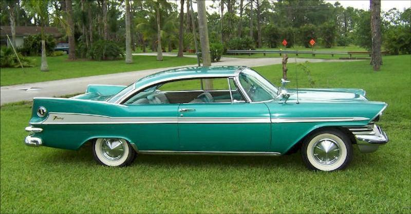 Kia Of Concord >> 1959 Plymouth Sport Fury - Information and photos - MOMENTcar