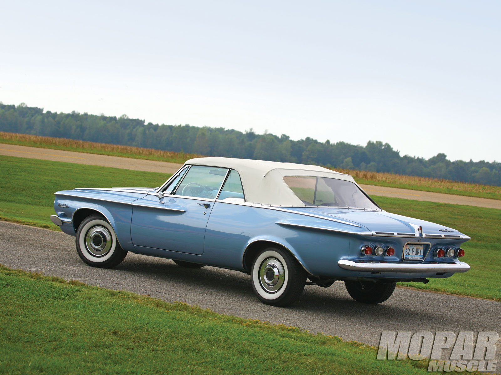 1962 Plymouth Sport Fury Information And Photos Momentcar
