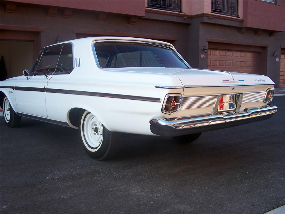 Plymouth Sport Fury 1963 #6