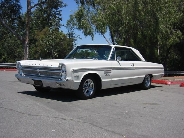 1965 Plymouth Sport Fury Information And Photos Momentcar