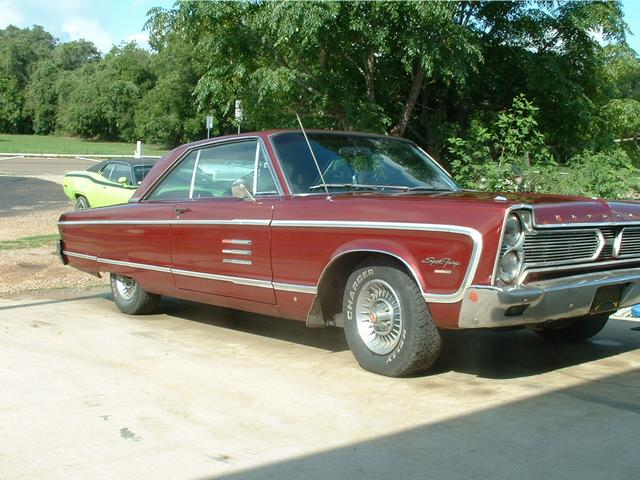1966 Plymouth Sport Fury Information And Photos Momentcar