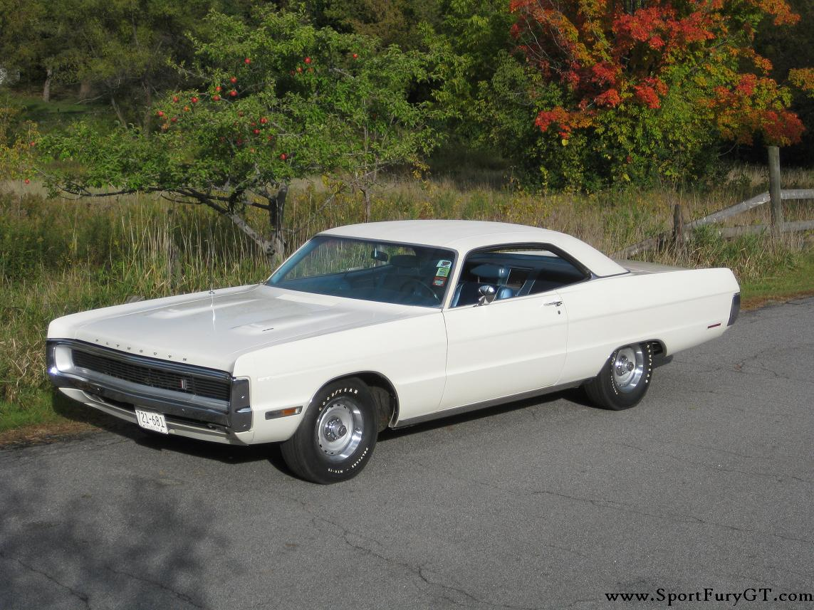 Plymouth Sport Fury #5