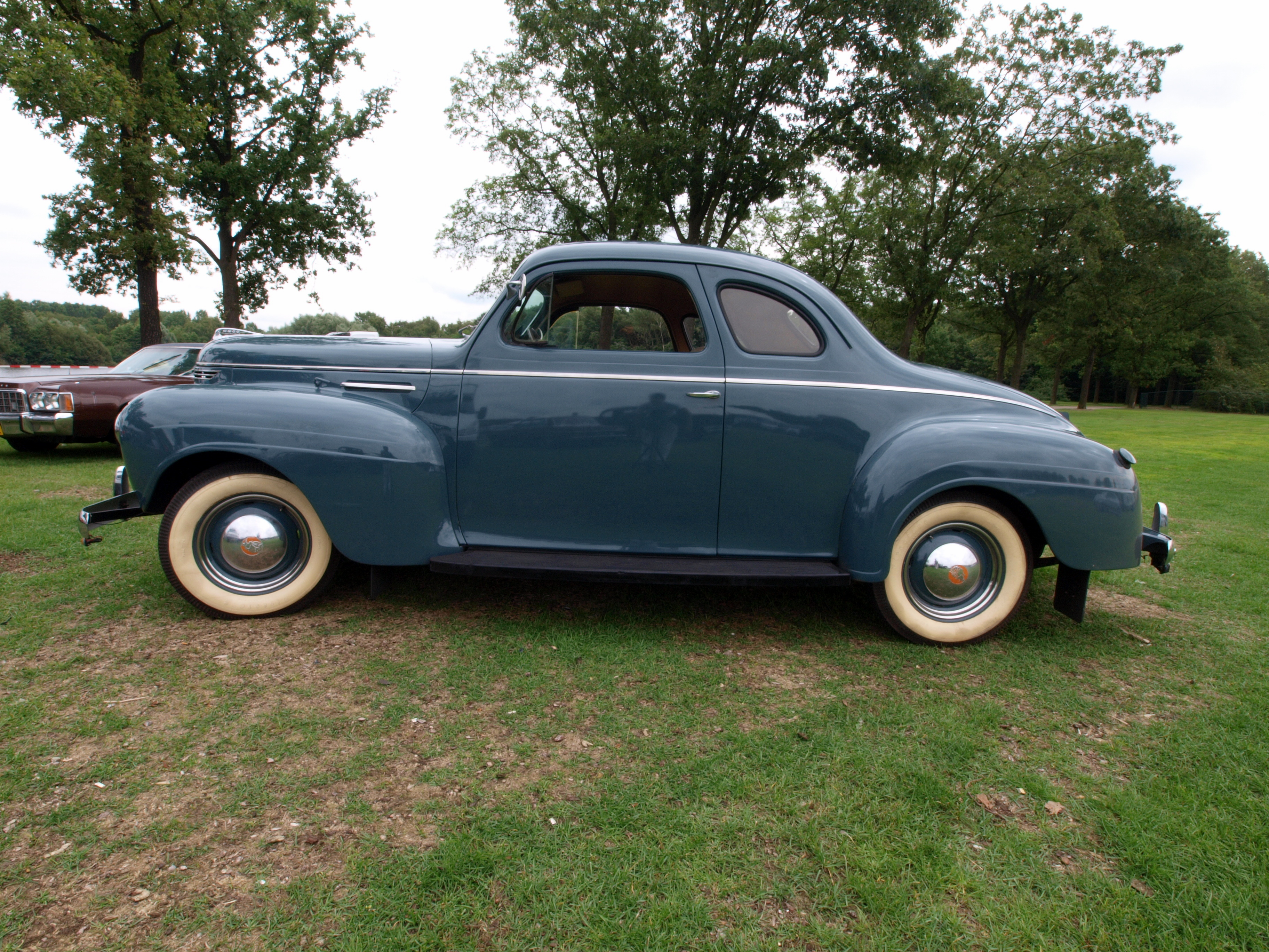 1941 Plymouth Standard Information And Photos Momentcar Business Coupe 10