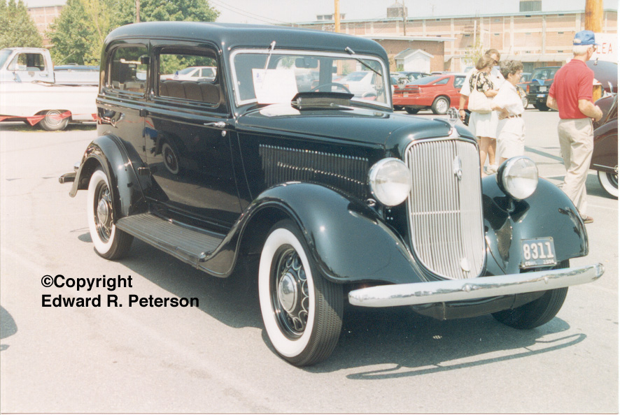 Plymouth Standard PF #1