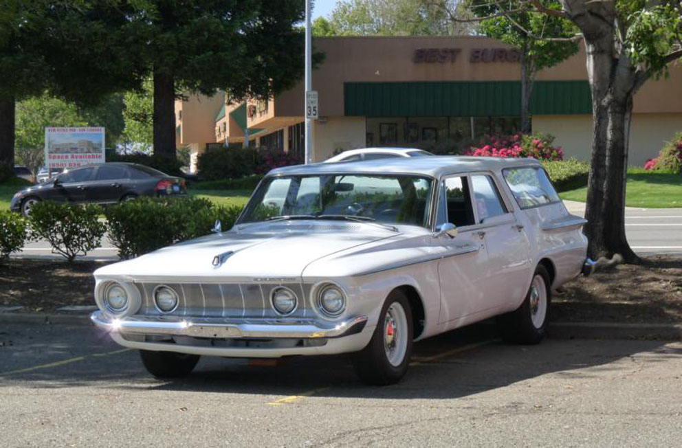 1962 Plymouth Suburban Information And Photos Momentcar