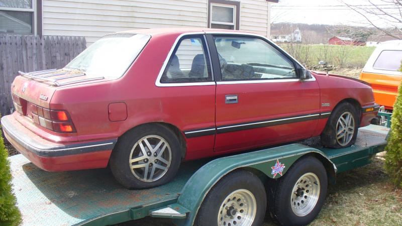 Bmw Of Concord >> 1987 Plymouth Sundance - Information and photos - MOMENTcar