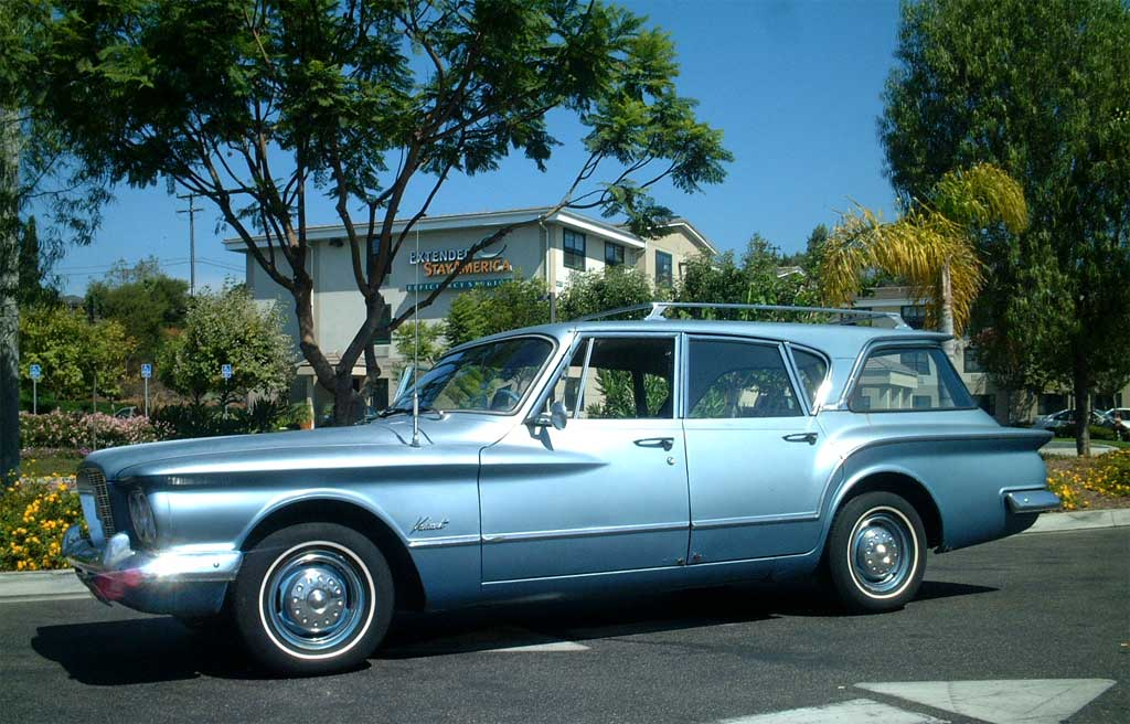 1960 Plymouth Valiant Information And Photos Momentcar