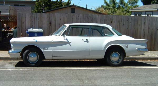 1961 Plymouth Valiant - Information and photos - MOMENTcar