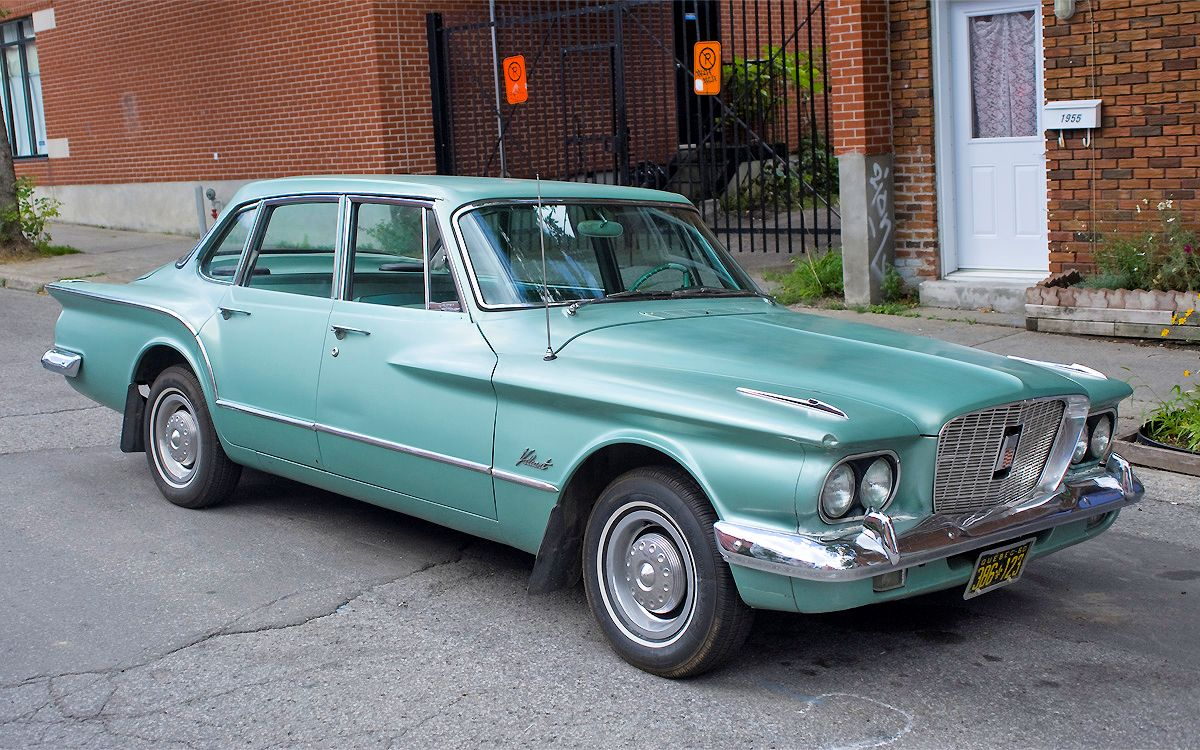 1962 Plymouth Valiant Information And Photos Momentcar