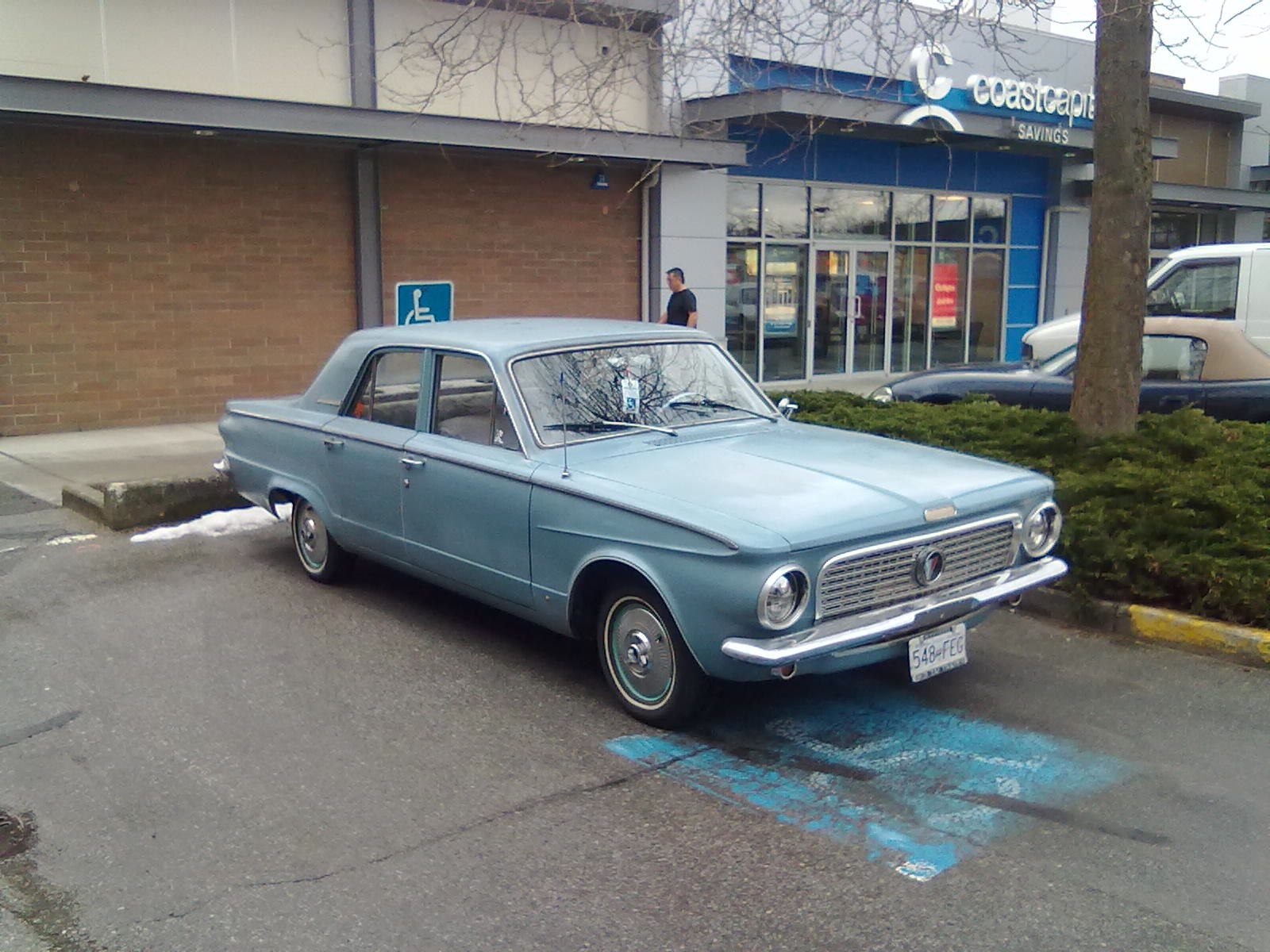 1963 Plymouth Valiant Information And Photos Momentcar