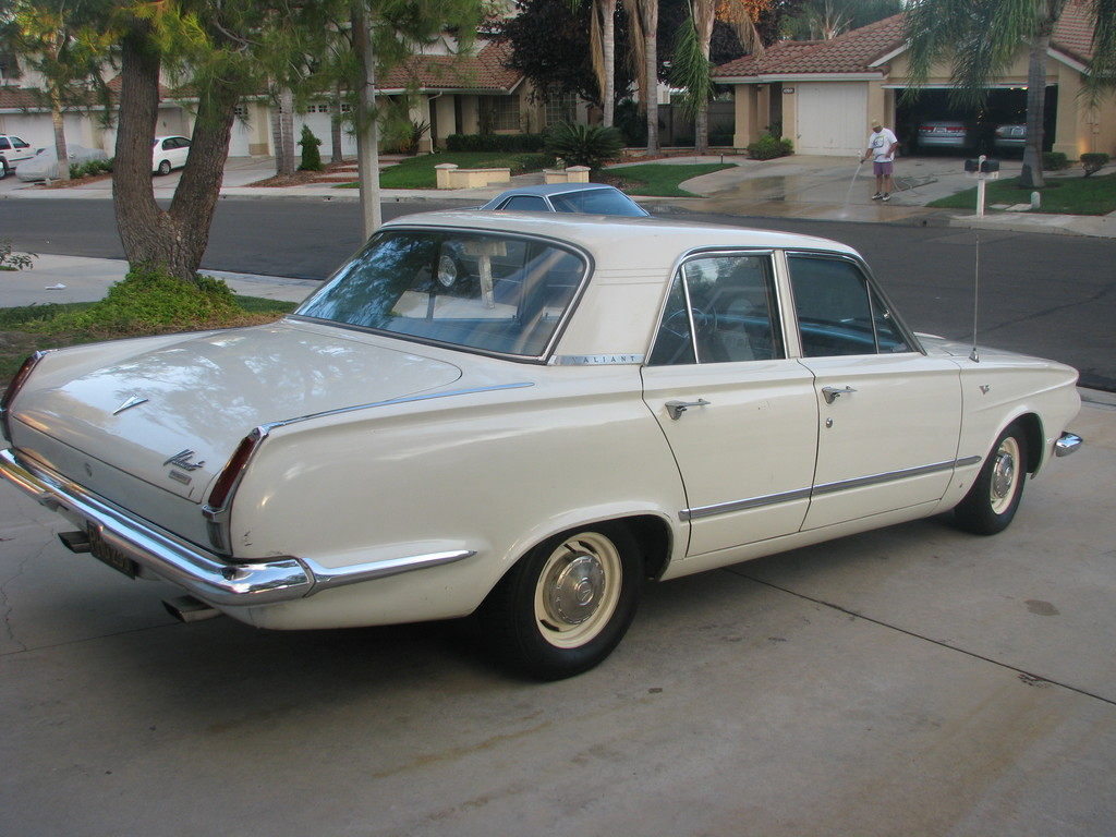 1964 Plymouth Valiant Information And Photos Momentcar