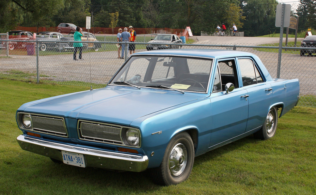 1968 Plymouth Valiant Information And Photos Momentcar
