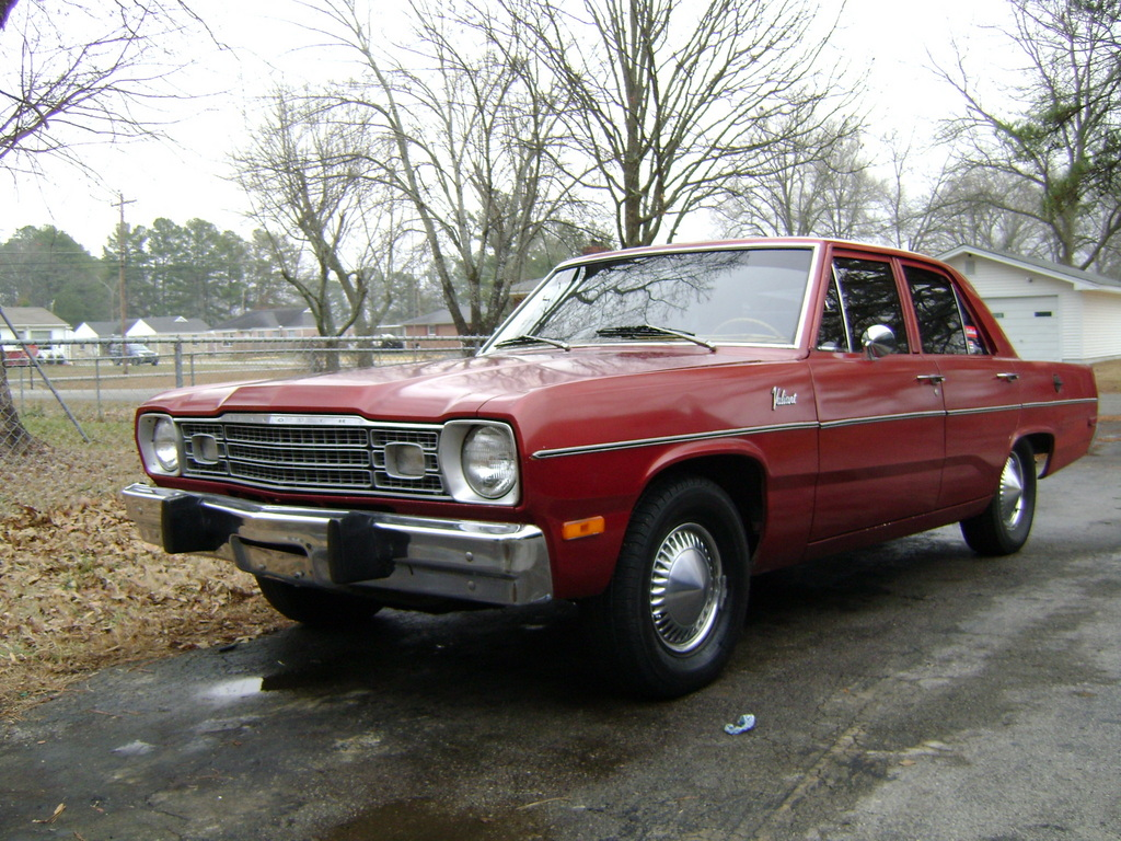 1973 Plymouth Valiant Information And Photos Momentcar 1960 For Sale 1