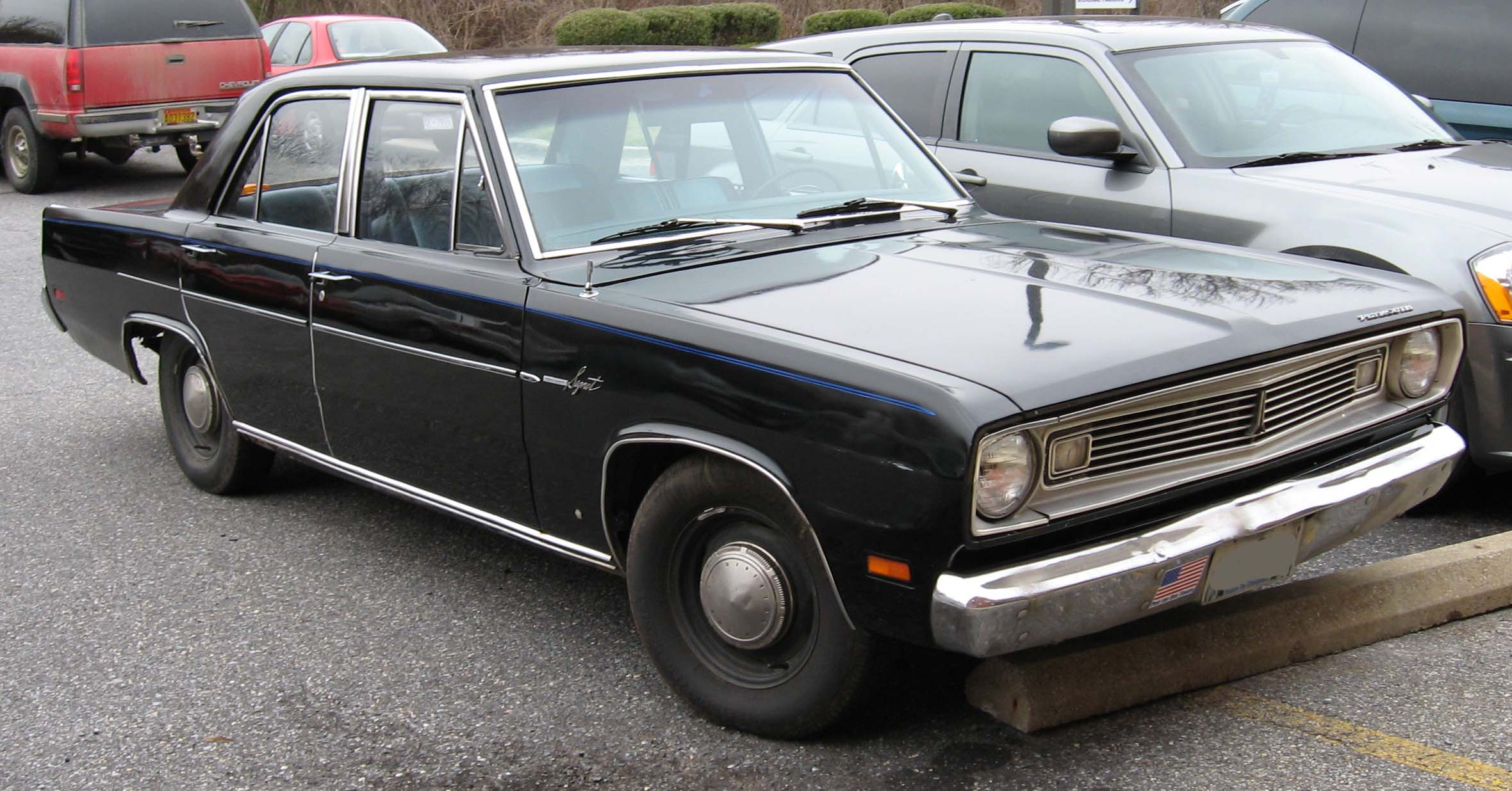 ... Plymouth Valiant 1973 #11 ...