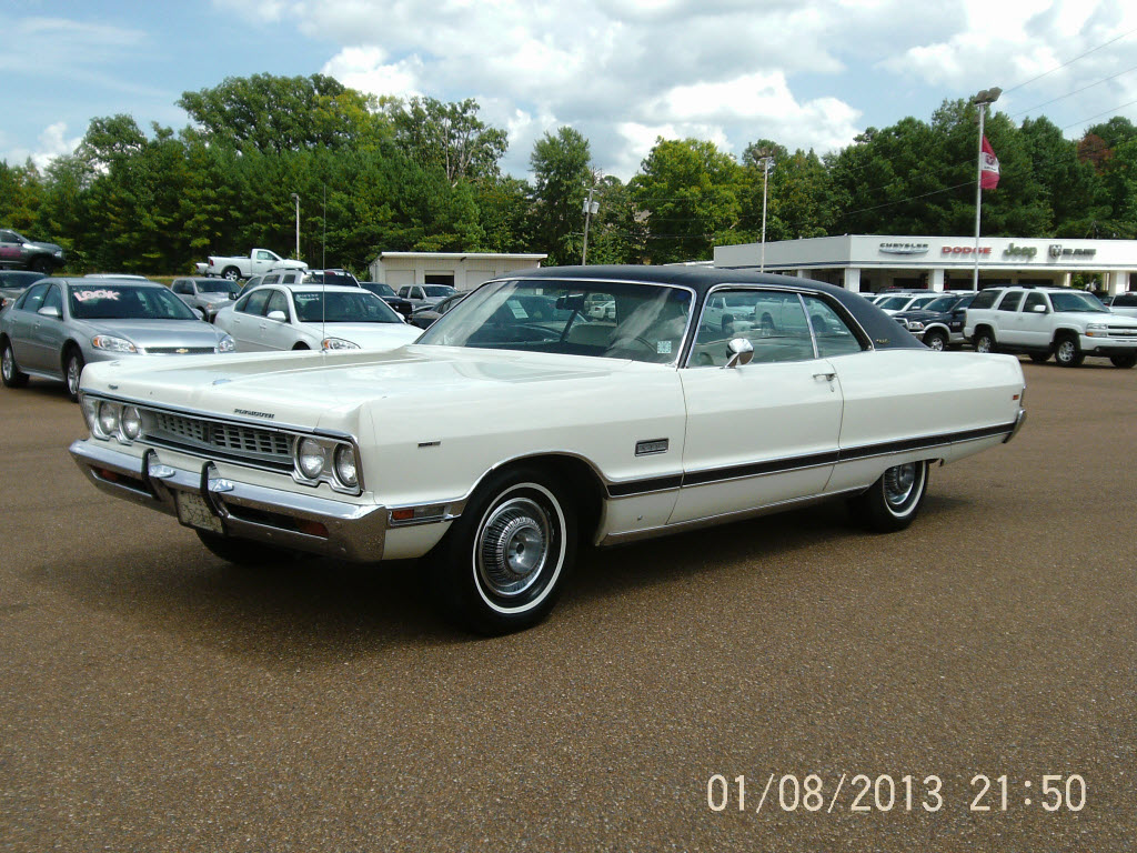 1969 Plymouth Vip Information And Photos Momentcar