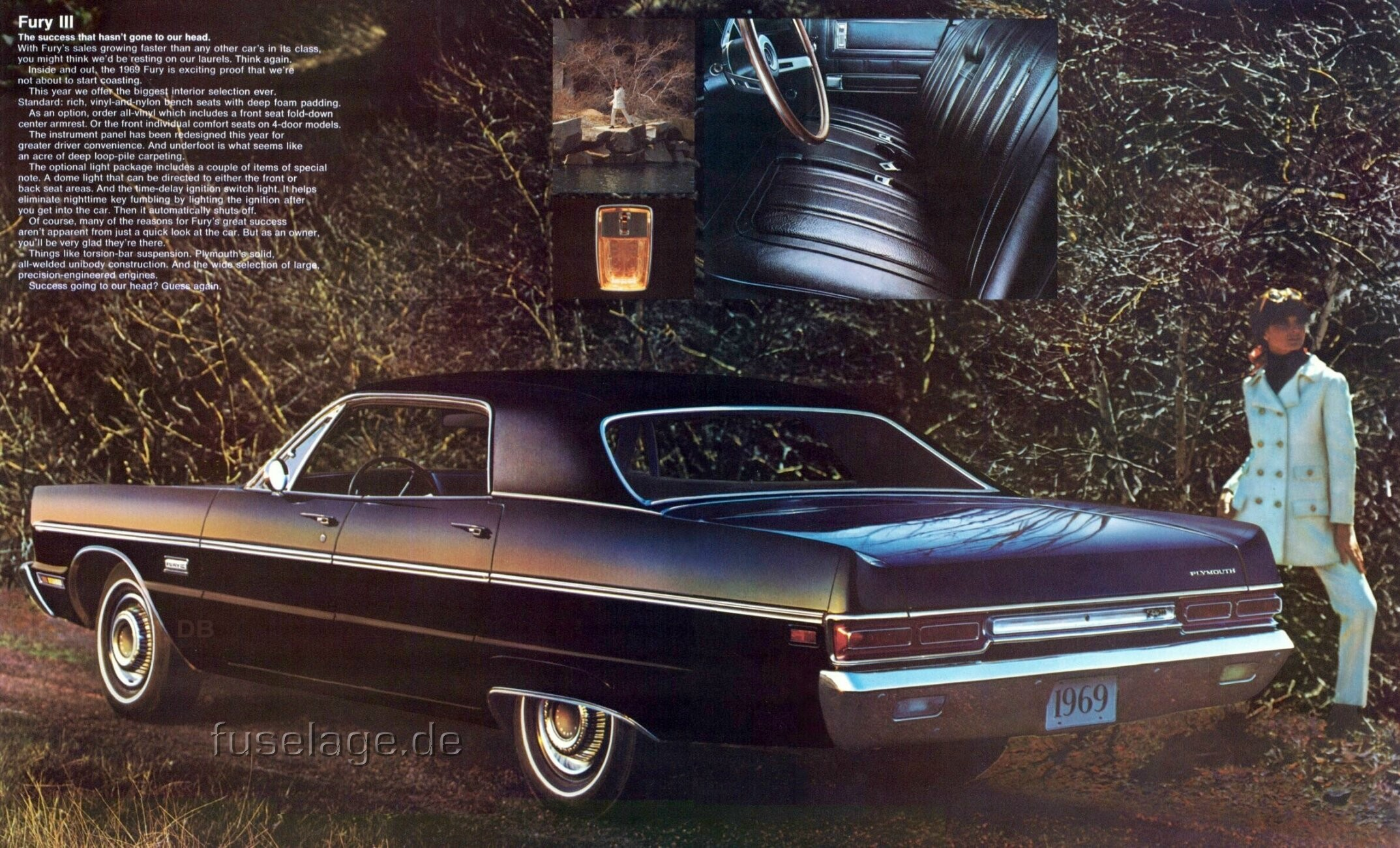 Honda Fury For Sale >> 1970 Plymouth VIP - Information and photos - MOMENTcar