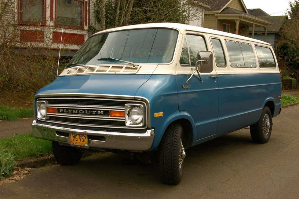 1974 Plymouth Voyager Information And Photos Momentcar