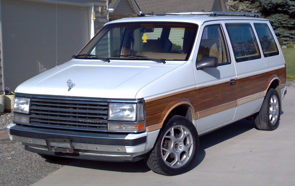 1987 plymouth voyager information and photos momentcar