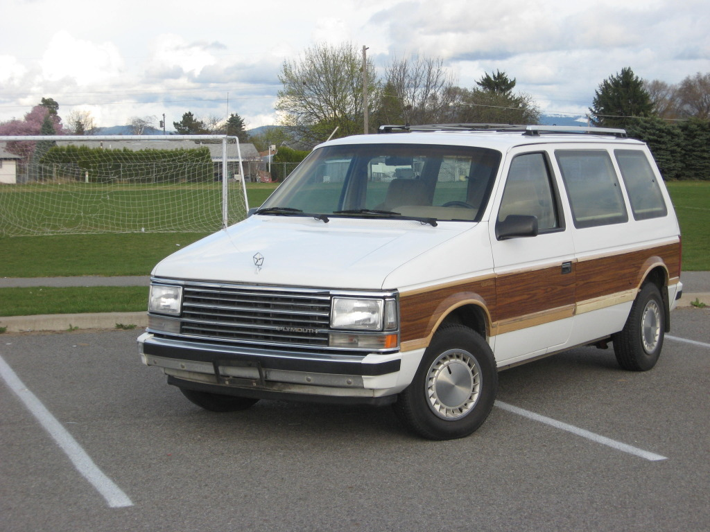 1989 Plymouth Voyager Information And Photos Momentcar