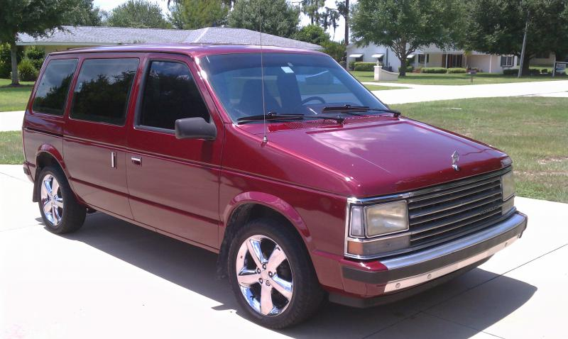 1990 plymouth voyager   information and photos   momentcar