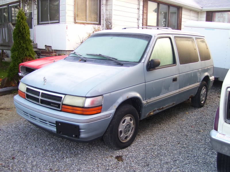 1992 Plymouth Voyager Information And Photos Momentcar