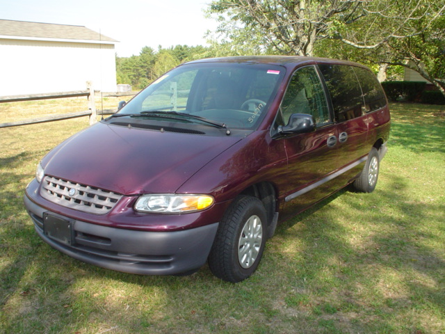 Plymouth Voyager 2000 #12