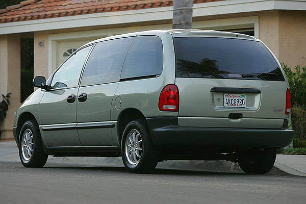 Plymouth Voyager 2000 #6