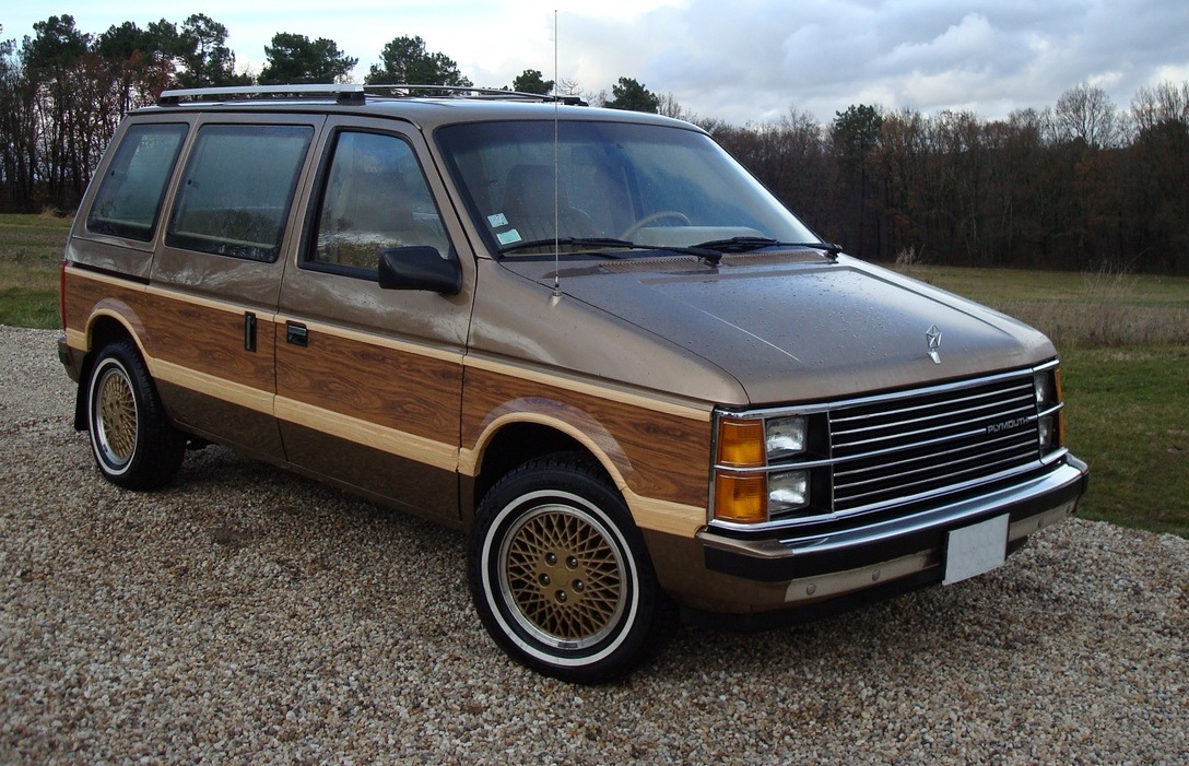 Plymouth Voyager LE #19