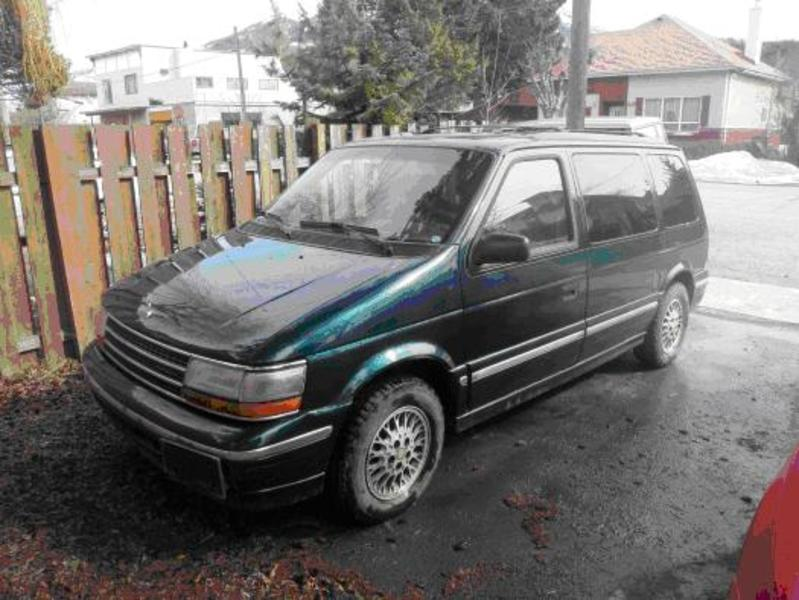 Plymouth Voyager LX #1