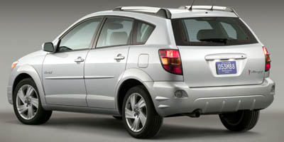 Aztek SUV, maybe the worst pontiac 2005 car #1